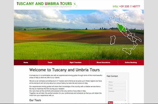 Tuscany and Umbria Tours